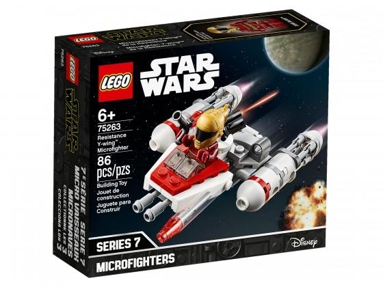 LEGO Star Wars Widerstands Y-Wing Microfighter 75263 | günstig kaufen