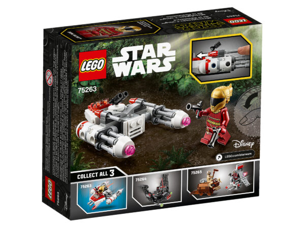 LEGO Star Wars Widerstands Y-Wing Microfighter 75263 | 2