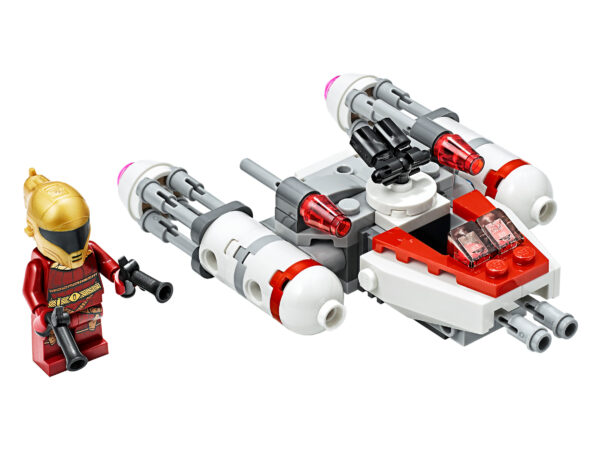LEGO Star Wars Widerstands Y-Wing Microfighter 75263 | 3