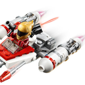LEGO Star Wars Widerstands Y-Wing Microfighter 75263 | 4
