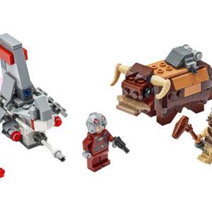LEGO Star Wars T-16 Skyhopper vs Bantha Microfighters 75265 | 3