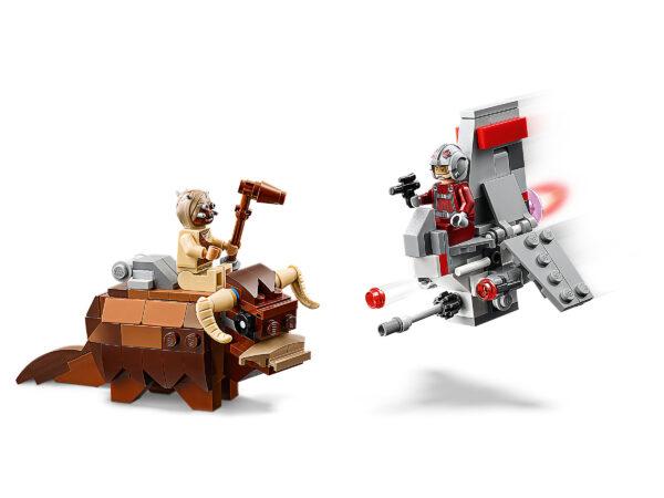 LEGO Star Wars T-16 Skyhopper vs Bantha Microfighters 75265 | 4