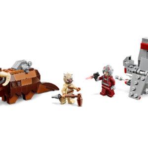 LEGO Star Wars T-16 Skyhopper vs Bantha Microfighters 75265 | 5