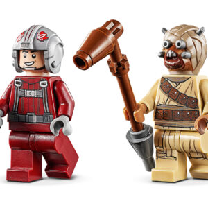 LEGO Star Wars T-16 Skyhopper vs Bantha Microfighters 75265 | 6