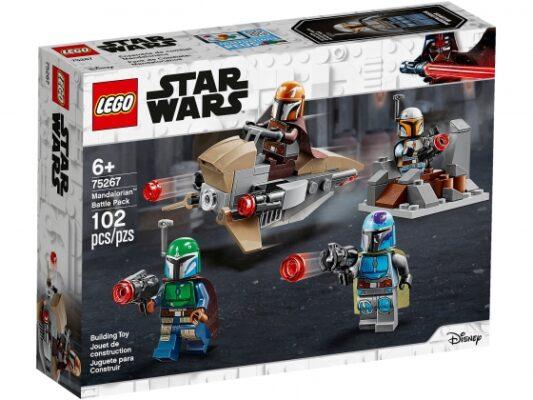 LEGO Star Wars Mandalorianer Battle Pack 75267   günstig kaufen