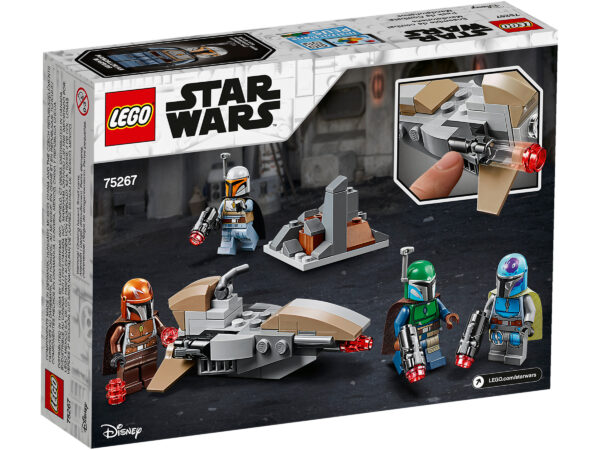 LEGO Star Wars Mandalorianer Battle Pack 75267 | 2