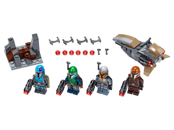 LEGO Star Wars Mandalorianer Battle Pack 75267 | 3
