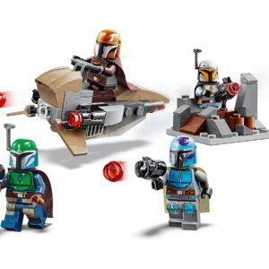 LEGO Star Wars Mandalorianer Battle Pack 75267 | 4
