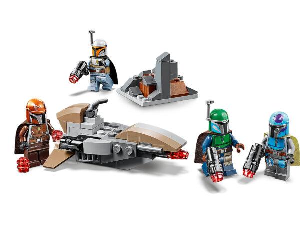 LEGO Star Wars Mandalorianer Battle Pack 75267 | 5
