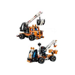 LEGO Technic Hubarbeitsbühne 42088 | 5