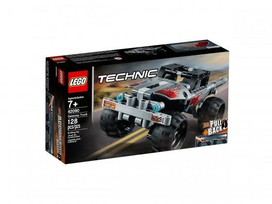 LEGO Technic Fluchtfahrzeug 42090 | günstig kaufen