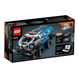 LEGO Technic Fluchtfahrzeug 42090 | 2