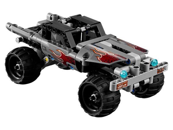LEGO Technic Fluchtfahrzeug 42090 | 3
