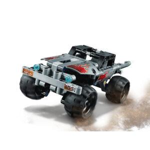 LEGO Technic Fluchtfahrzeug 42090 | 4