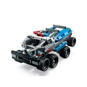 LEGO Technic Fluchtfahrzeug 42090 | 5