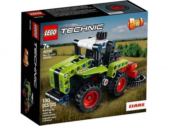 LEGO Technic Mini CLAAS XERION 42102 | günstig kaufen