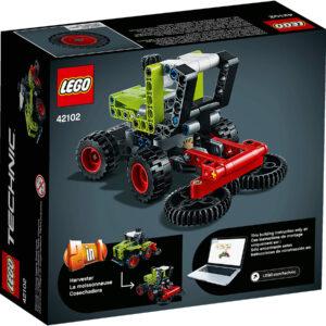 LEGO Technic Mini CLAAS XERION 42102 | 2