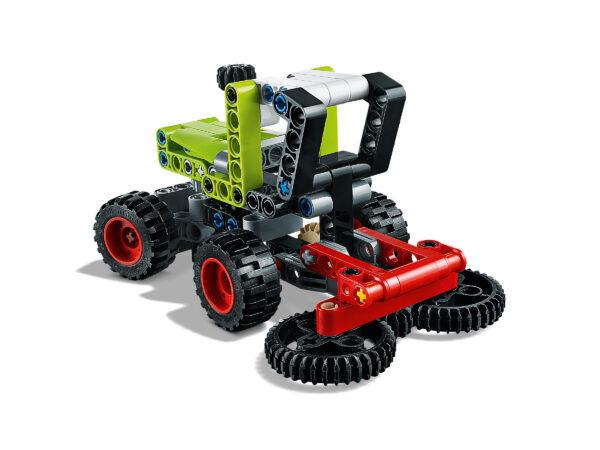 LEGO Technic Mini CLAAS XERION 42102 | 5