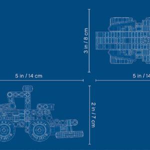 LEGO Technic Mini CLAAS XERION 42102 | 6