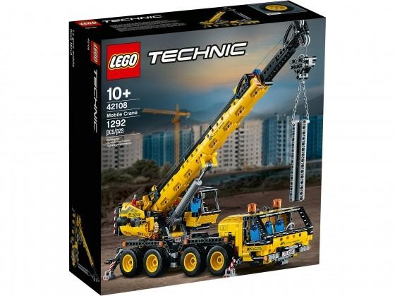 LEGO Technic Kran-LKW 42108 | günstig kaufen