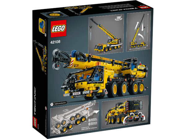 LEGO Technic Kran-LKW 42108 | 2