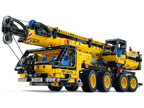 LEGO Technic Kran-LKW 42108 | 5