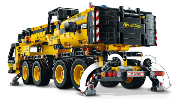 LEGO Technic Kran-LKW 42108 | 6