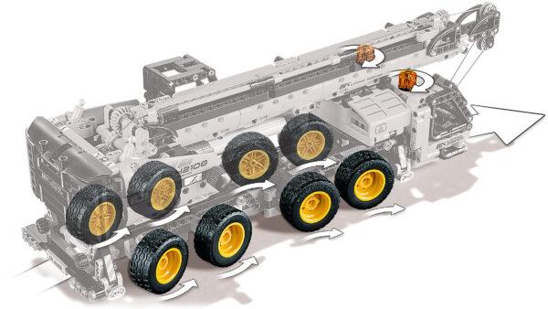 LEGO Technic Kran-LKW 42108 | 7