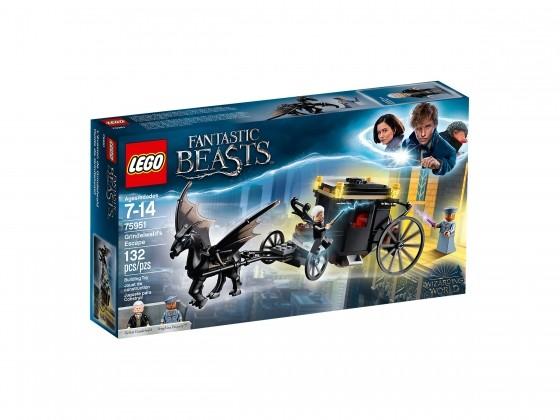 LEGO® Harry Potter Grindelwalds Flucht 75951 | günstig kaufen