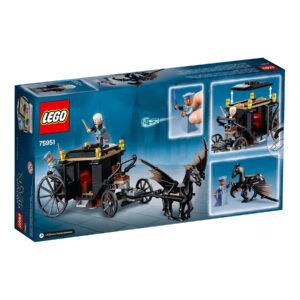 LEGO® Harry Potter Grindelwalds Flucht 75951   2