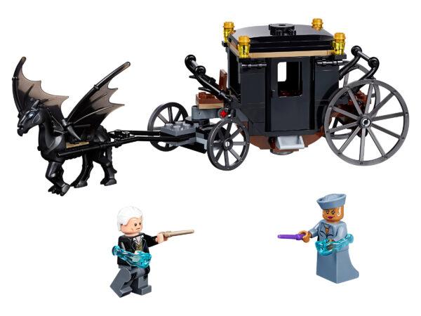 LEGO® Harry Potter Grindelwalds Flucht 75951   3