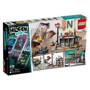 LEGO® Hidden Side Angriff auf die Garnelenhütte 70422 | 2