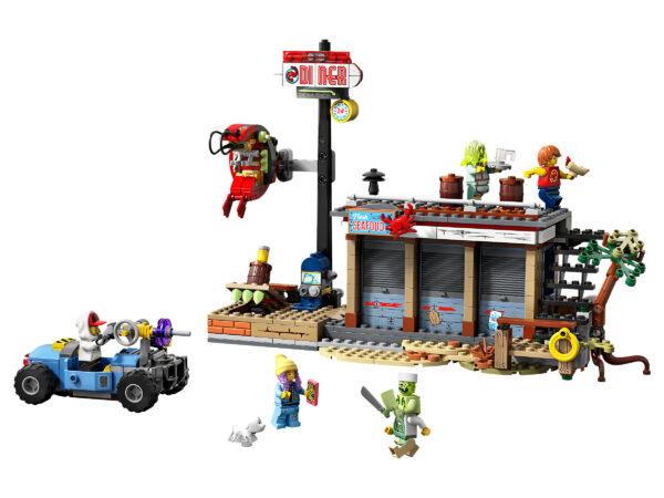LEGO® Hidden Side Angriff auf die Garnelenhütte 70422 | 3