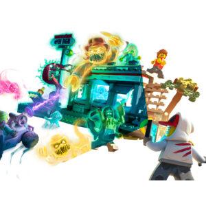 LEGO® Hidden Side Angriff auf die Garnelenhütte 70422 | 4