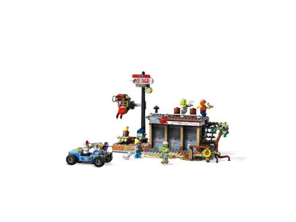 LEGO® Hidden Side Angriff auf die Garnelenhütte 70422 | 5