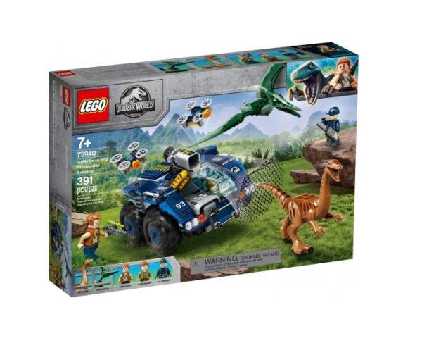 LEGO® Jurassic World Ausbruch von Gallimimus und Pteranodon 75940 | günstig kaufen