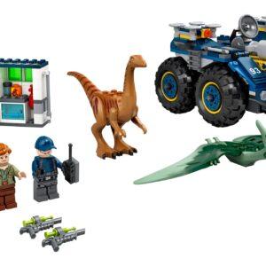 LEGO® Jurassic World Ausbruch von Gallimimus und Pteranodon 75940 | 3
