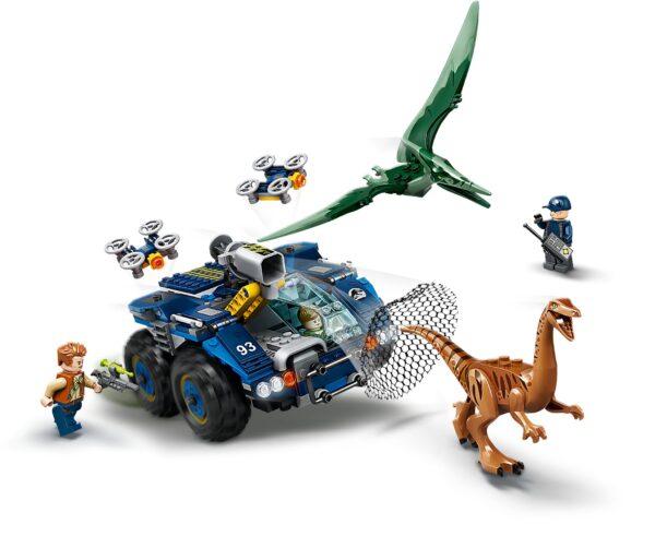 LEGO® Jurassic World Ausbruch von Gallimimus und Pteranodon 75940 | 5
