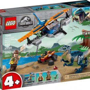 LEGO® Jurassic World Velociraptor: Rettungsmission mit dem Doppeldecker 75942 | günstig kaufen