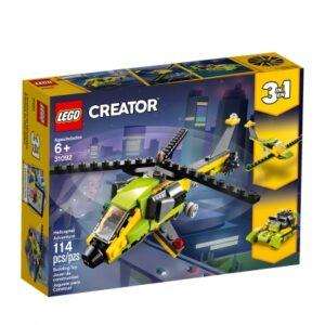 LEGO® Creator Hubschrauber-Abenteuer 31092 | günstig kaufen