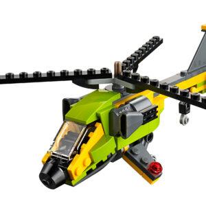 LEGO® Creator Hubschrauber-Abenteuer 31092 | 3