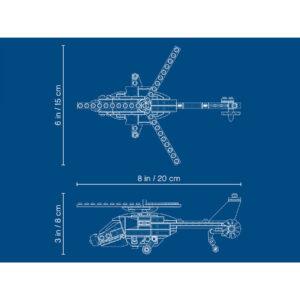 LEGO® Creator Hubschrauber-Abenteuer 31092 | 6