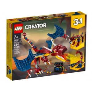 LEGO® Creator Feuerdrache 31102 | günstig kaufen