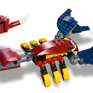 LEGO® Creator Feuerdrache 31102   6