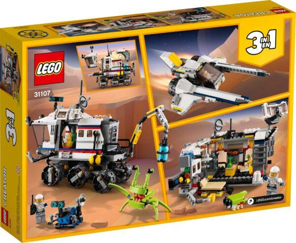 LEGO® Creator Planeten Erkundungs-Rover 31107 | 2