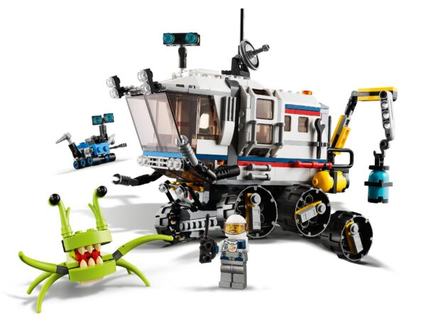LEGO® Creator Planeten Erkundungs-Rover 31107 | 3