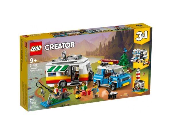 LEGO® Creator Campingurlaub 31108 | günstig kaufen