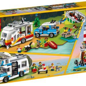 LEGO® Creator Campingurlaub 31108 | 2