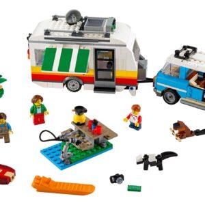 LEGO® Creator Campingurlaub 31108 | 3