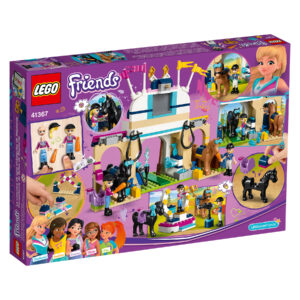 LEGO® Friends Stephanies Reitturnier 41367 | 2